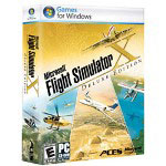 Microsoft Flight Simulator X Deluxe Edition - Complete Package - 1 User - PC - DVD - Win - English - North America