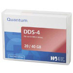 Quantum DDS-4 Tape Cartridge - 20 GB