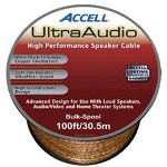 Accell UltraAudio Speaker Cable - 100 Ft