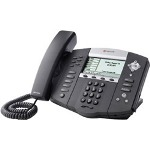 Polycom SoundPoint IP 650 VoIP Phone SIP