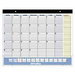 At-A-Glance Monthly Desk Pad/Wall Calendar, Nonrefillable