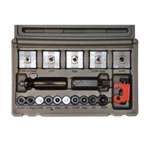 "Horizon Tool In-Line Flaring Tool, for 3/16"" to 3/8"", 4.75mm to 8mm, Makes Single, Double or Bubble Flares, Case"