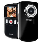 Coby SNAPP CAM3002 - Camcorder - Flash Card