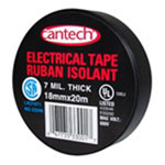 Cantech Industries Black Electrical Tape 7 Mil