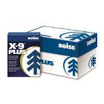 "Boise Polaris Copy Paper, 8 1/2""x14"", 96 Bright, White, 20 LB, One Ream"