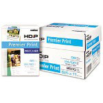 "Cascades Copy Paper, 8 1/2""x11"", 96 Bright, White, 24 LB, One Ream"