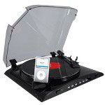 Ion Audio IPROFILE Record Turntable