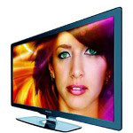 "Philips 40PFL7705D - 40"" LED-backlit LCD TV"