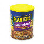 Five Star Distributors Salted Mixed Nuts, 17 Ounce