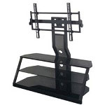 Creative Concepts Ready Set Mount AV Stand, Black