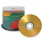 Compucessory DVD+R, 4.7GB, 8X Speed, 50/Spindle