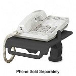 "Compucessory 55202 Telephone Arm, Arm Expands Up To 20"", 2 7/8""x1""x3 1/8"", Black"