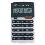 "Compucessory 10-Digit Calculator, Metric Conversion, 4-1/2""x7-5/8""x3/8"""