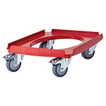 Cambro Camdolly for all Cam GoBoxes CD3253EPP, Hot Red