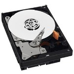 Western Digital AV-GP WD1600AVVS - Hard Drive - 160 GB - SATA-300