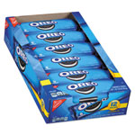 Nabisco Oreo Cookies Single Serve Packs, Chocolate, 2.4oz Pack, 6 Cookies/Pack, 12Pk/Bx