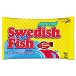 Swedish Fish® Candy, Original Flavor, Red, 14oz Dispenser Box
