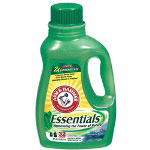 Church & Dwight Company Essentials Mountain Rain Laundry Detergent