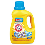 Arm & Hammer® Concentrated Liquid Laundry Detergent, Fresh Scent, 62.5 Oz Bottle