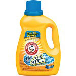 Church & Dwight Company Plus the Power of OxiClean® Liquid Laundry Detergent