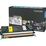 Lexmark Toner Cartrid1 x Yellow 3000 Pages LRP