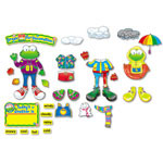 Carson Dellosa Weather Frog Bulletin Board Set