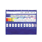 "Carson Dellosa Publishing Company Place Value Pocket Chart, 33 1/2"" w x 26 1/4"" h"