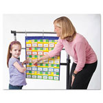Carson Dellosa Publishing Company Classroom Management Chart, 35 Student Name Pockets, Title Pocket, 24 x 27