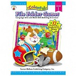 Carson Dellosa Publishing Company File Folder Games, Skill Building, Grade 2-2, 160 Pages