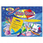 "Carson Dellosa Publishing Company Plan Book, Grades K-8, 112 Pages, 13-1/2""x10"""