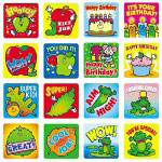 Carson Dellosa Publishing Company Motivational Sticker Pack, 960 Stickers, AST