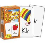 Carson Dellosa Publishing Company Alphabet Flash Cards