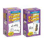 Carson Dellosa Publishing Company Spanish Flash Cards