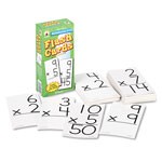 Carson Dellosa Publishing Company Multiplication Facts Flash Cards