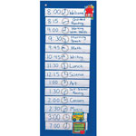 Carson Dellosa Publishing Company Scheduling Pocket Chart