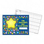 "Carson Dellosa Publishing Company The Teacher's Big Plan Book, 13""x9-1/4"", 96 Pages"