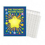 "Carson Dellosa Publishing Company The Teacher's Record Book, K-5, 96 Pages, 8 1/2"" x 11"""