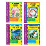 Carson Dellosa Publishing Company Bilingual Education Books