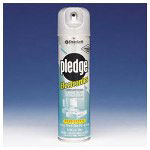 Pledge Antistatic For Electronics, Glass/Plastic/Metal, 9 Ounce