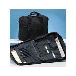 Universal Student Carrying Case, 17w x 3 1/2d x 13 3/4h, Black