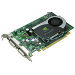 NVIDIA PNY Quadro FX 1700 - Graphics Adapter - Quadro FX 1700 - PCI Express X16 - 512 MB DDR II - DVI (HDCP) - HDTV Out - Retail
