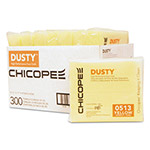 Chicopee Disposable Dust Cloths, 14 5/8 x 17, Yellow, Rayon/Poly, 25/Bag, 12 Bag/Carton