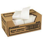 "Chicopee Heavy Duty Towels, 13 1/2""x15"", White"