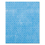 Chicopee Durawipe Medium-Duty Industrial Wipers, 13.1 x 12.6, Blue, 910/Roll