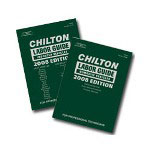 Chiltons Book Company 2 Piece Chilton Labor Guide 2008 Edition Domestic and Imported Set