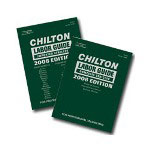 Chiltons Book Company Labor Guide 2008 Edition CD