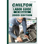 Chiltons Book Company 2009 Labor Guide CD-ROM