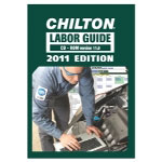 Chiltons Book Company 2011 Labor Guide CD