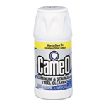 Cameo Aluminum and Stainless Steel Cleaner, 10 oz, Powder, Can