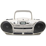 Califone Multimedia Player/Recorder Boombox, Beige